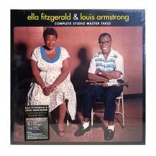 Ella & Louis - Complete Studio Master Takes