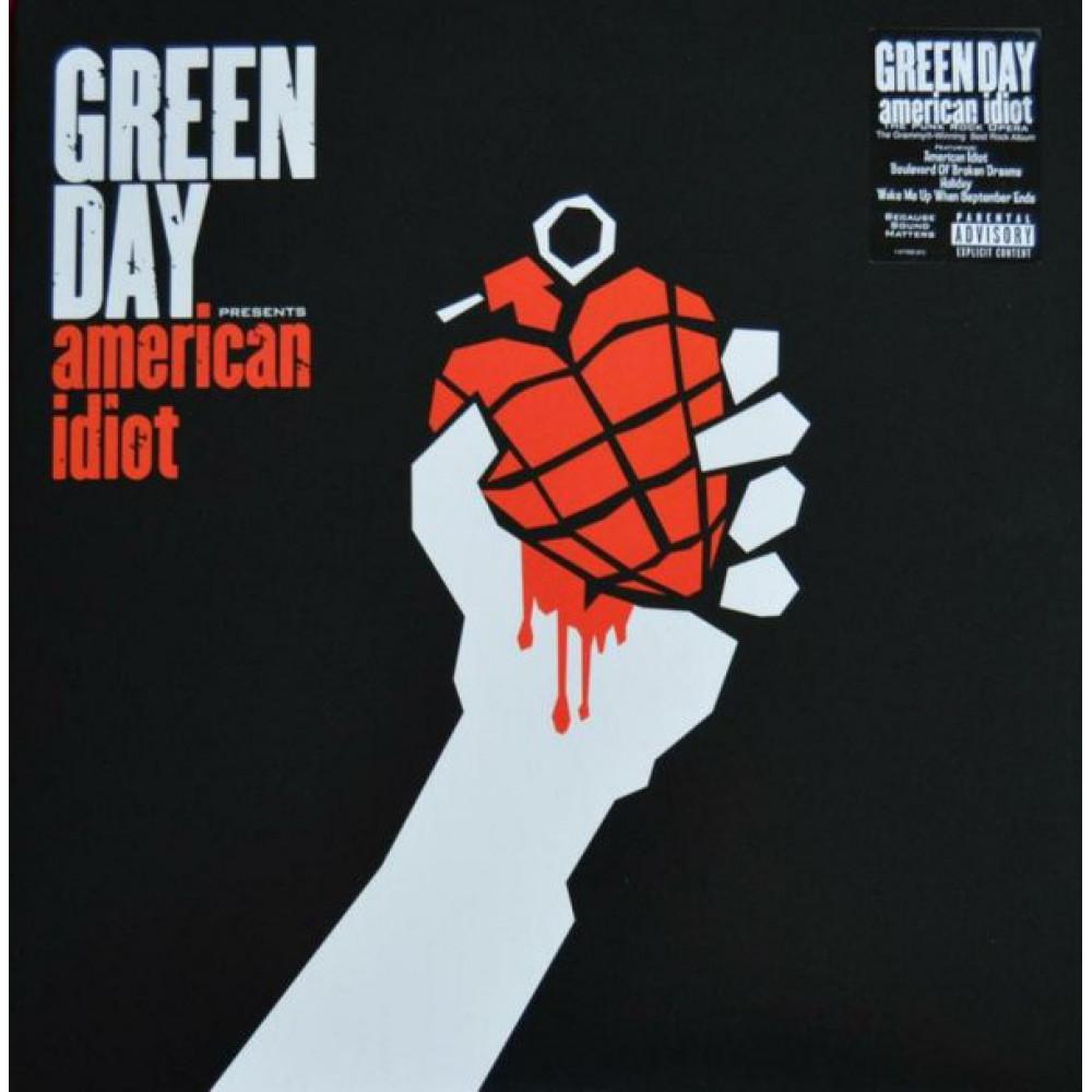 Альбом American Idiot