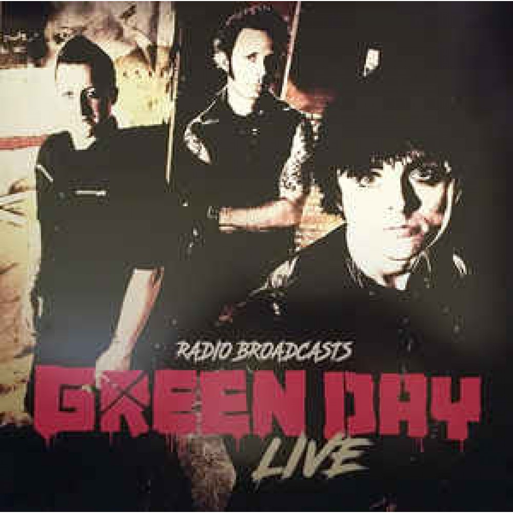 Альбом Live Radio Broadcasts