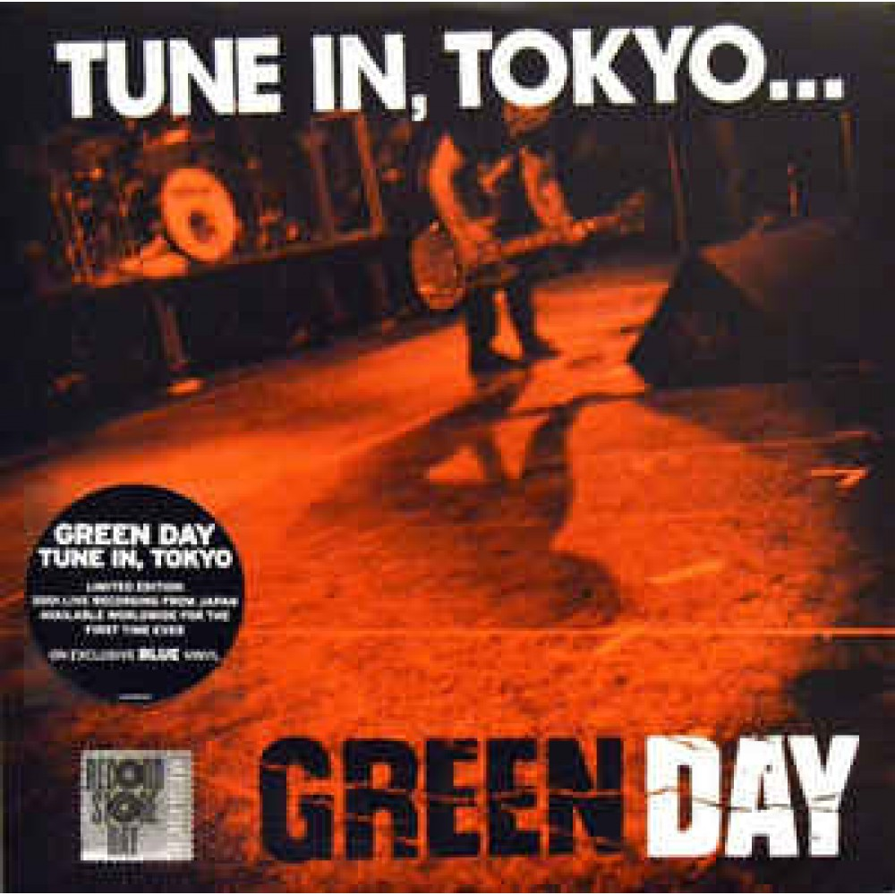 Альбом Tune In Tokyo