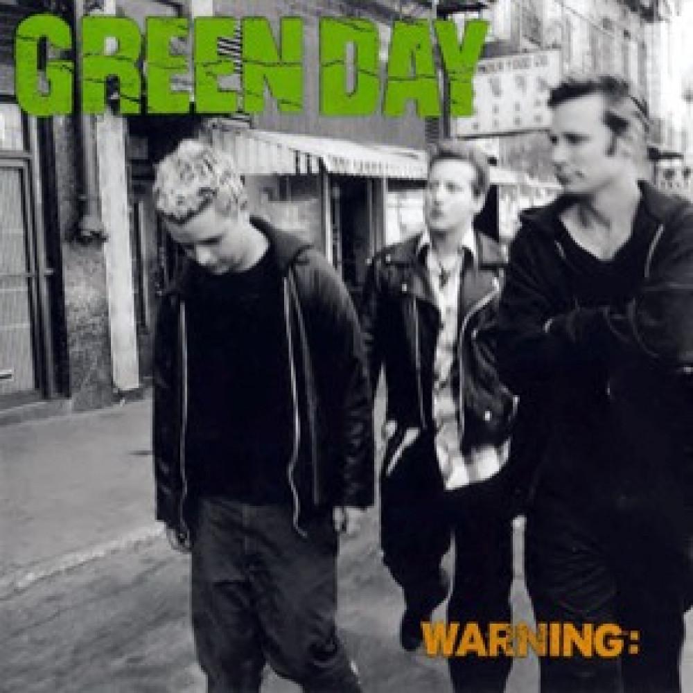 Альбом Warning