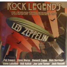Rock Legends Playing the Songs of Led Zeppelin