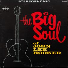 Big Soul of John Lee Hooker