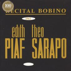 Bobino 1963 Piaf Et Sarapo