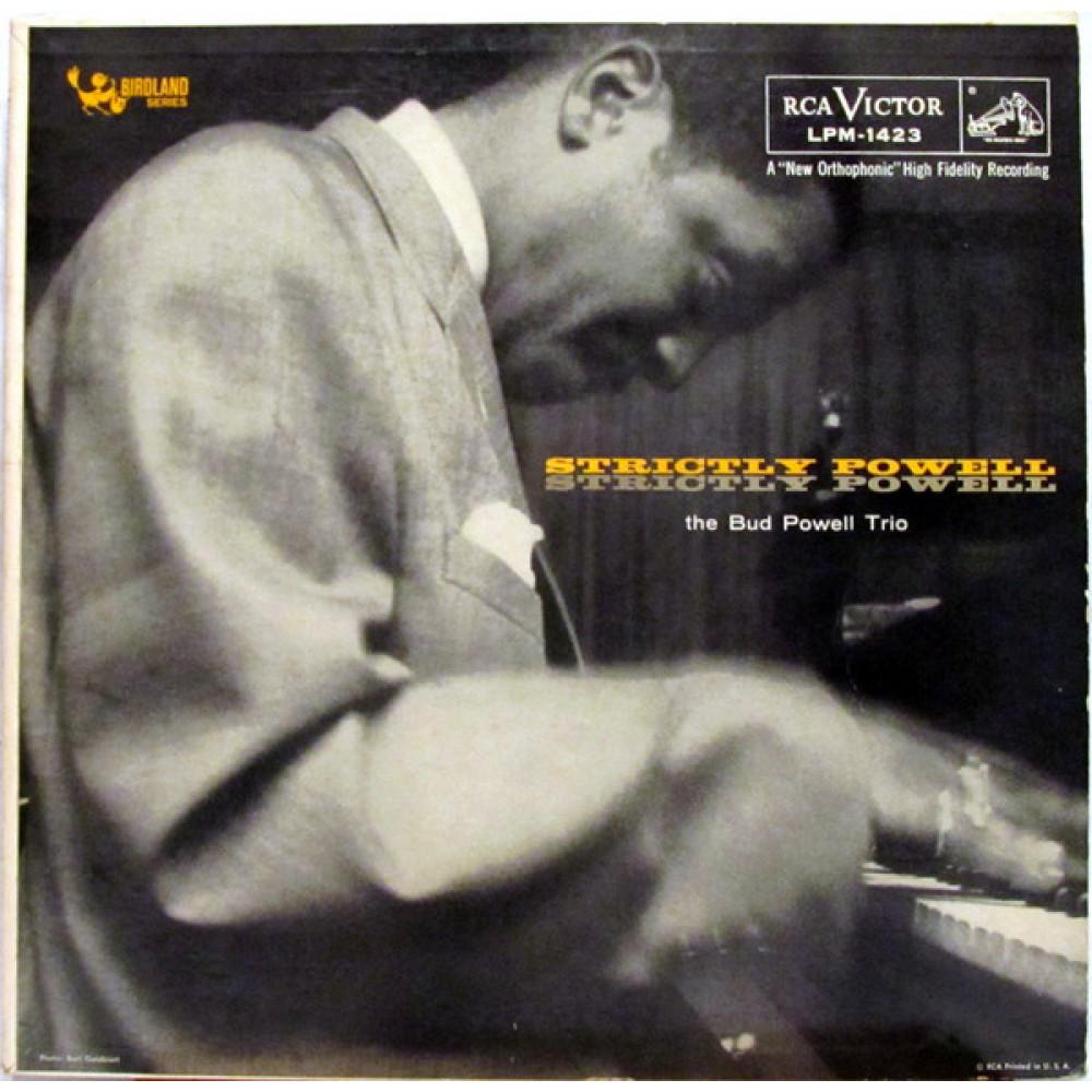 Альбом Strictly Powell-180gr-