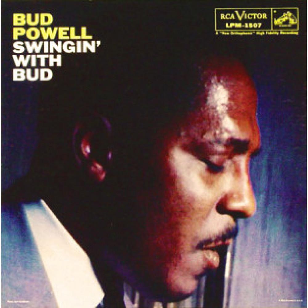 Альбом Swingin' With Bud-180 Gr-