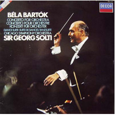 Concerto For Orchestra/Dance Suite