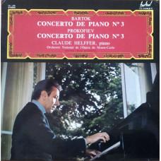 Concerto For Orchestra/Piano Concerto No.3