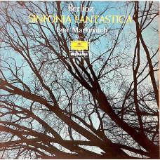 Symphonie Fantastique/Prince Igor/Overture