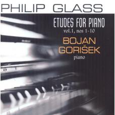 Etudes For Piano Nos.1-10
