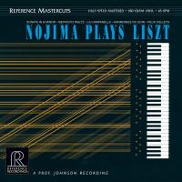 Nojima Plays Liszt