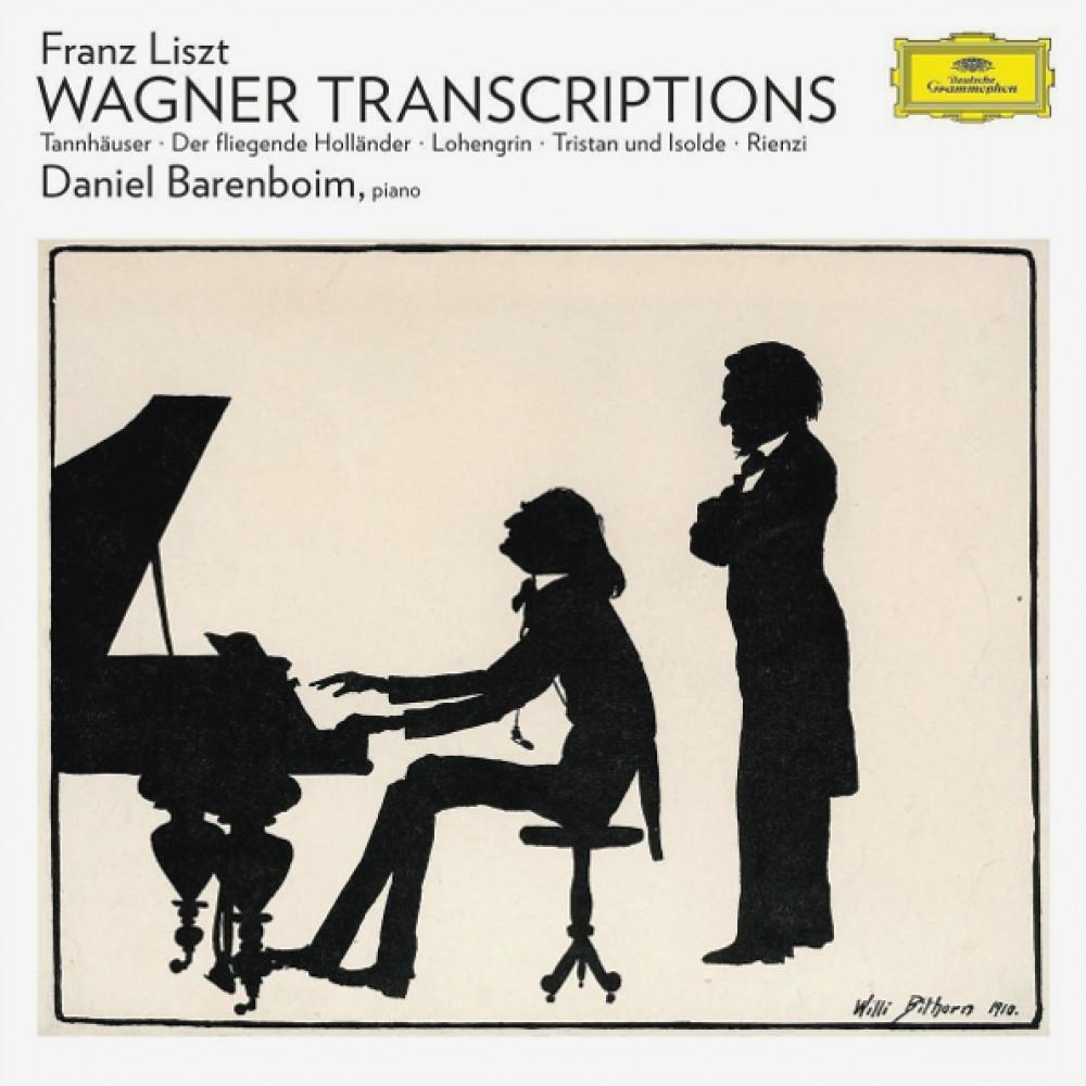Альбом Wagner Transcriptions