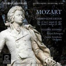 Concertos No.21 & 24