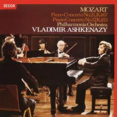 Piano Concertos No.17 & 21