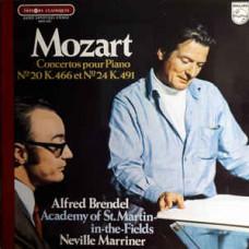 Piano Concertos No.20 & 24