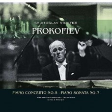 Piano Concerto No.5/Piano Sonata No.7
