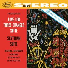 Scythian Suite & Love For Three Oranges