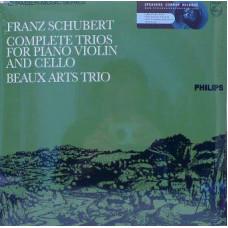 Complete Trios For Violin and Cello