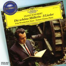 Die Schone Mullerin D795/Lieder