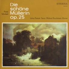 Die Schone Mullerin Op.25