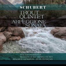 Trout Quintet/Arpeggione Sonata