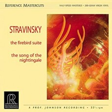 Firebird Suite/Song of the Nightingale