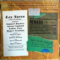 Les Noces/Renard