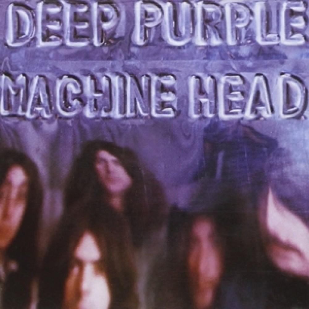 Альбом Machine head