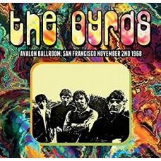 Avalon Ballroom, San Francisco November 2nd 1968