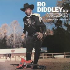 Is a Gunslinger