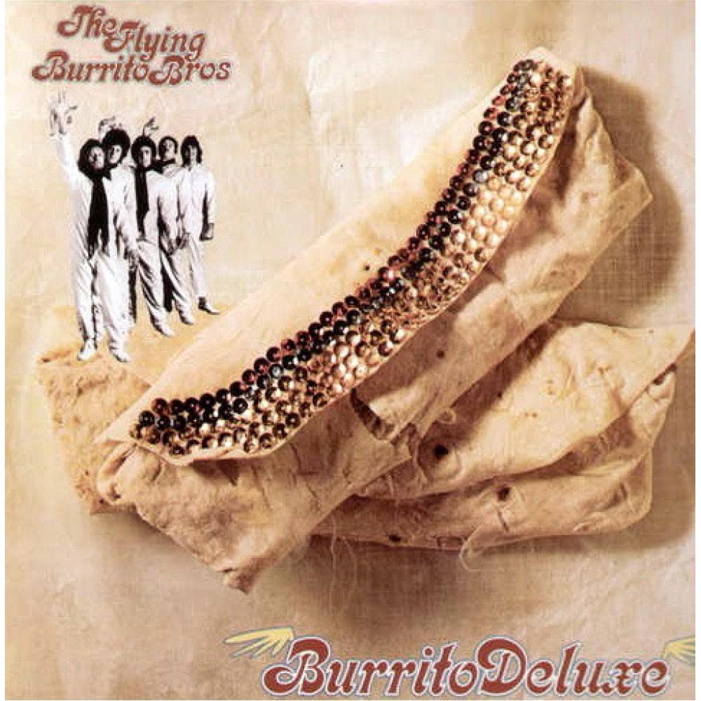Альбом Burrito Deluxe