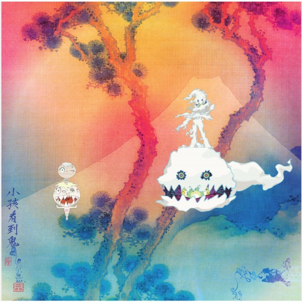 Альбом Kids See Ghosts