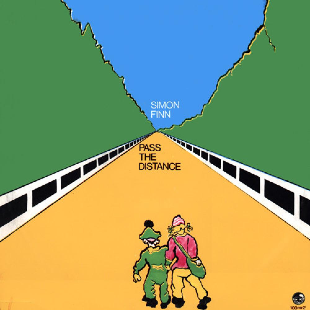 Альбом Pass the Distance