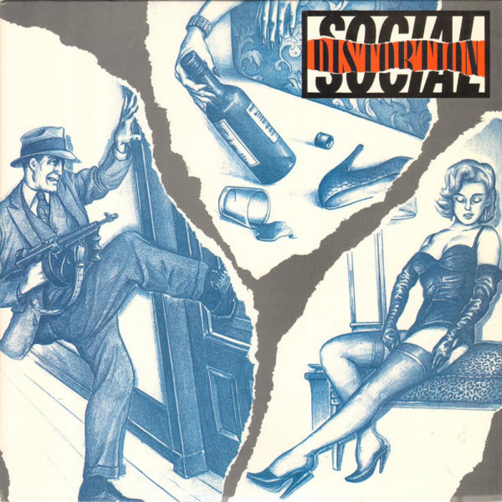 Альбом Social Distortion