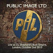 Live At O2 Shepherds Bush Empire 2015
