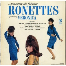 Presenting the Fabulous Ronettes