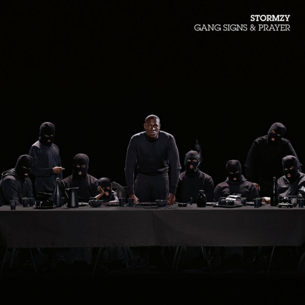 Альбом Gang Signs & Prayer