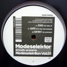 Modeselektion 1.2