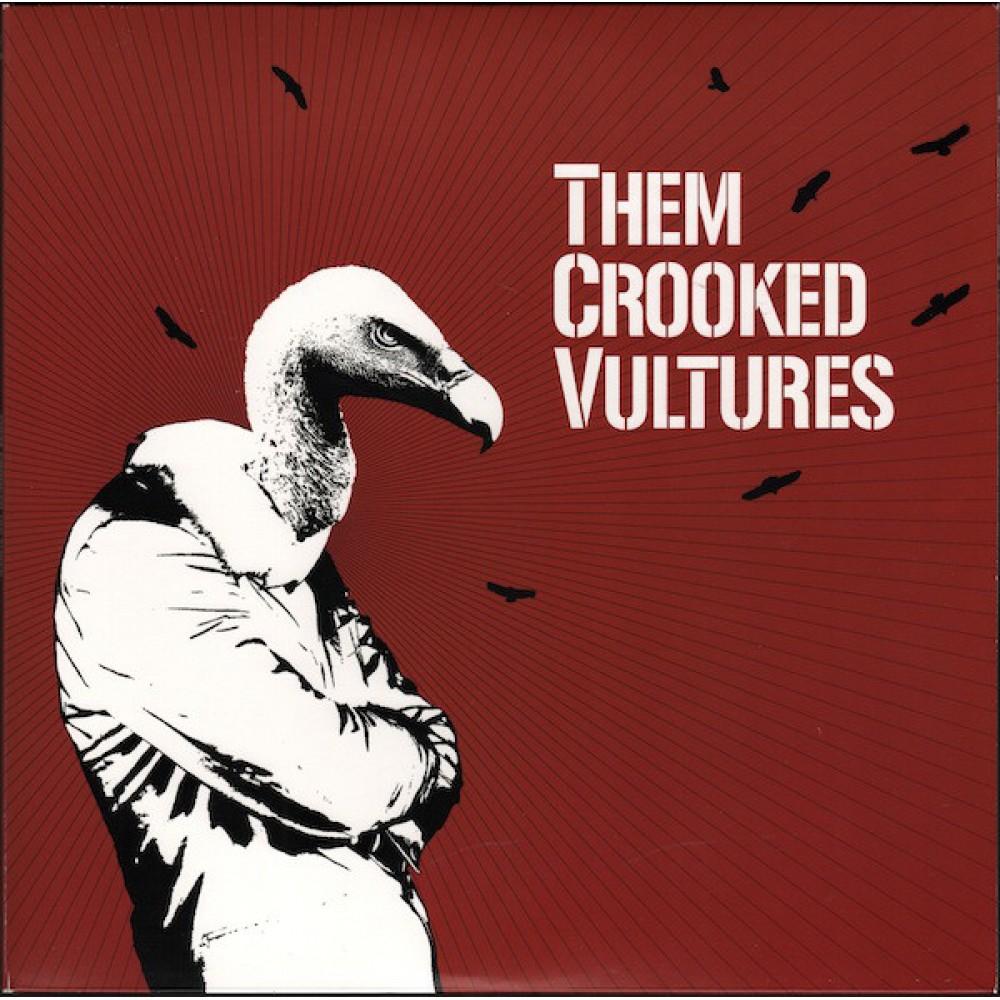 Альбом Them Crooked Vultures