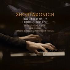 Piano Concertos Nos. 1 & 2 / 3 Preludes & Fugues From Op.87