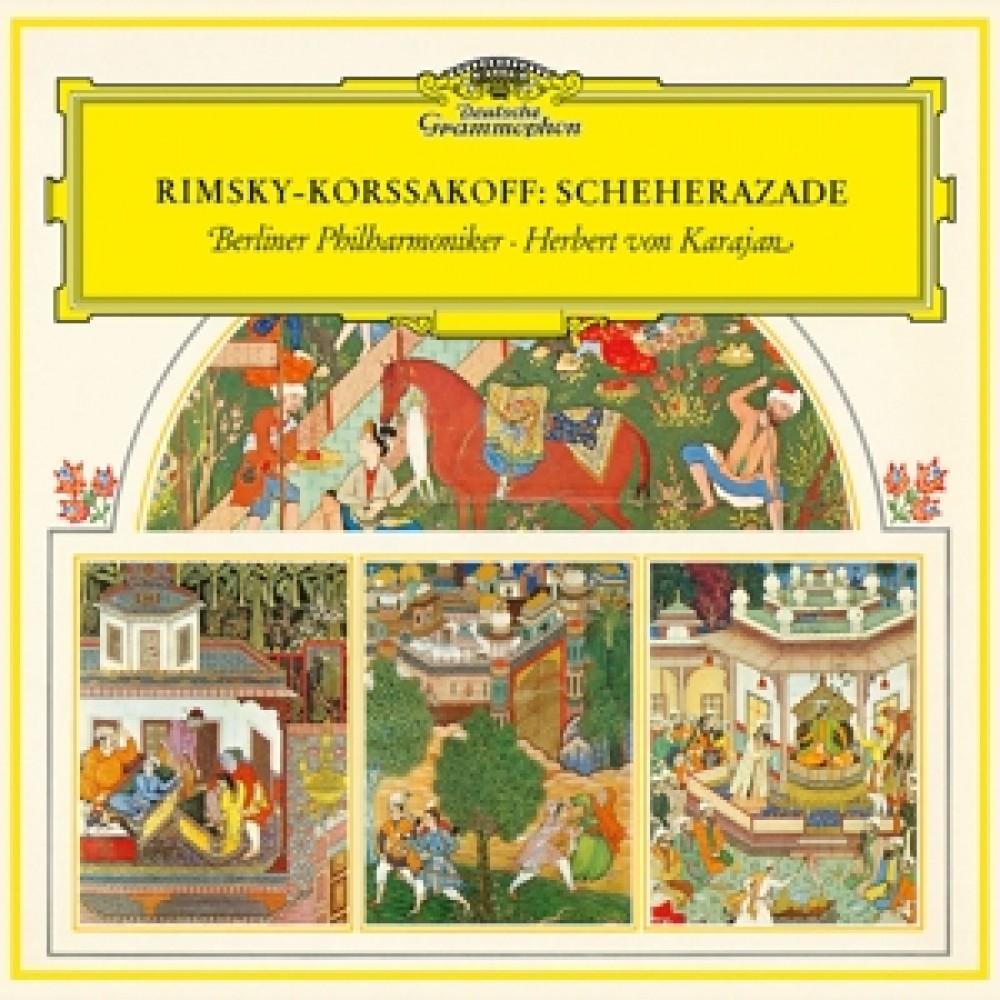 Альбом Scheherazade