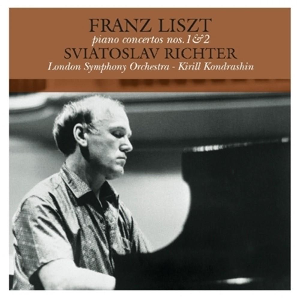 Альбом Piano Concertos Nos. 1 & 2