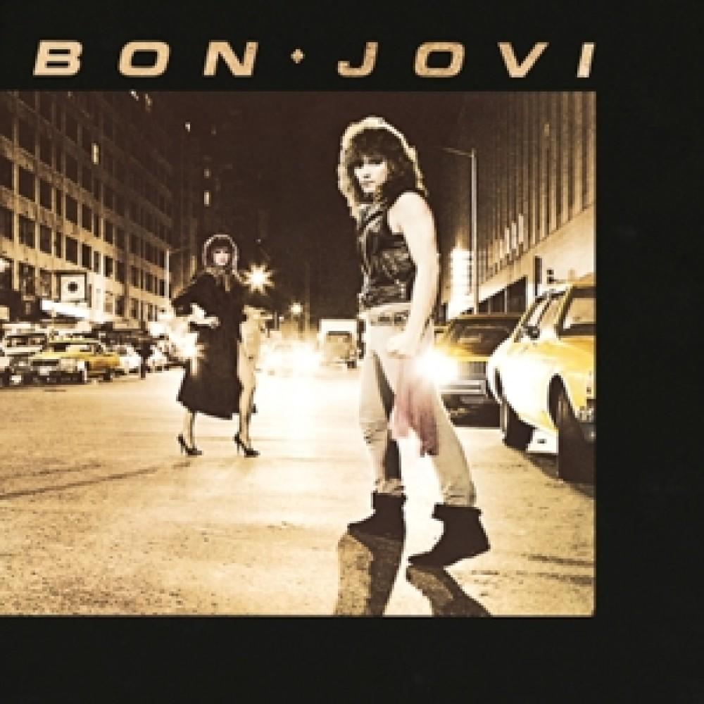 Альбом Bon Jovi