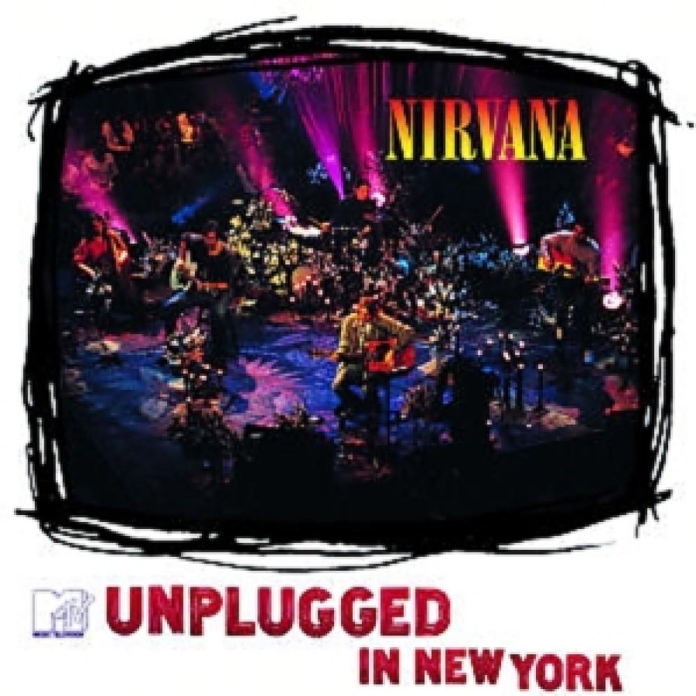 Альбом MTV Unplugged in New York