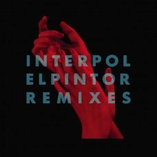El Pintor (Remixes) Clear Vinyl