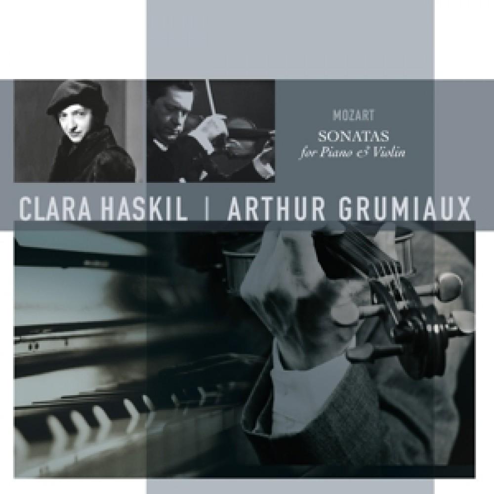 Альбом Mozart Sonatas For Piano & Violin