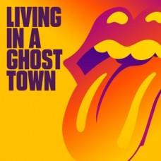 """Living In A Ghost Town 10"""" (Colored)"""