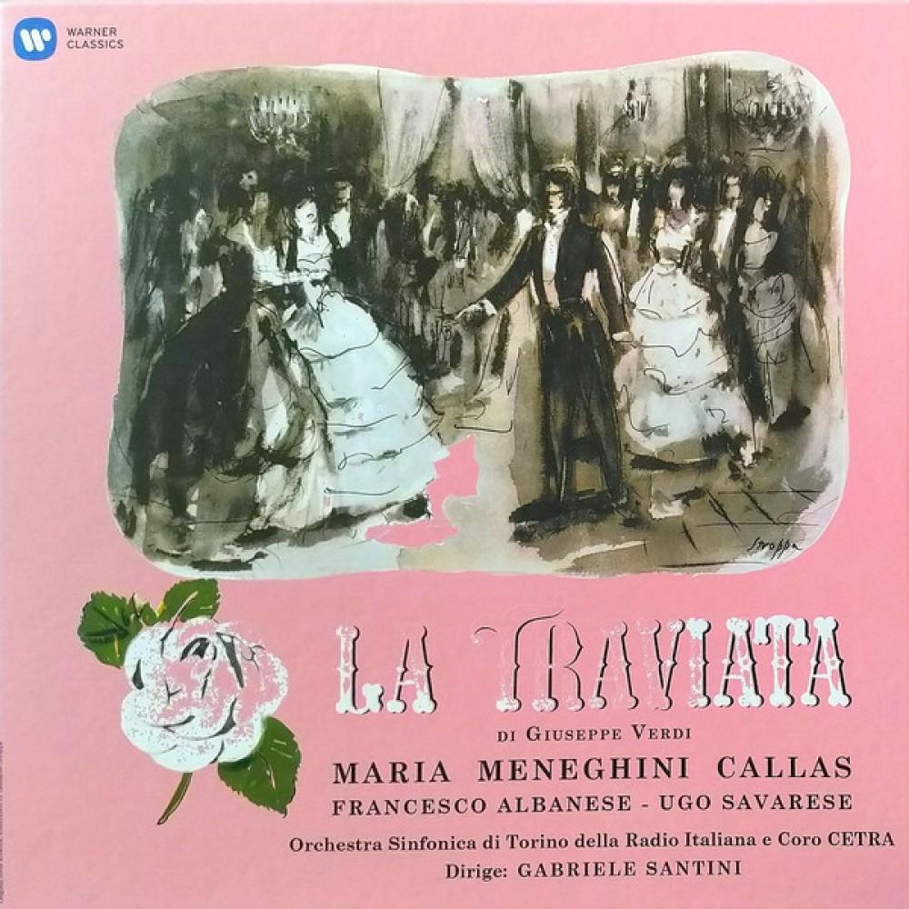 Альбом La Traviata