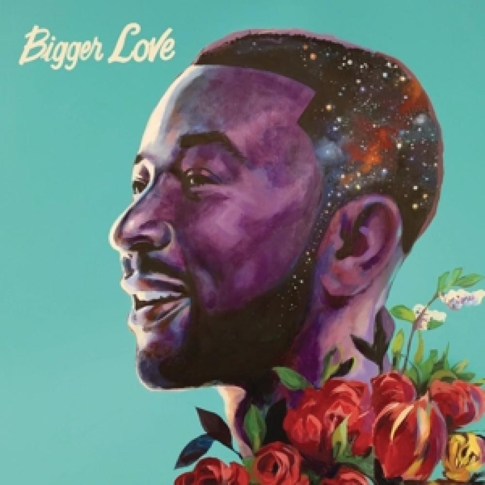 Альбом Bigger Love