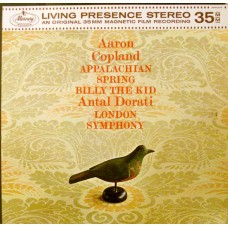 Appalachian Spring / Billy the Kid
